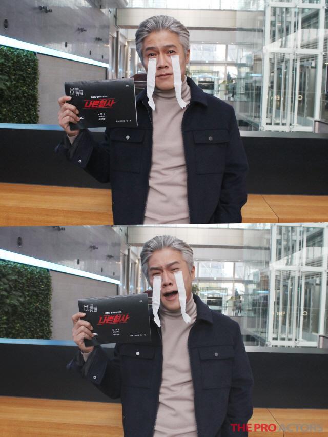 '나쁜형사' 박호산, '인생 악역캐' 등극한 전춘만 사랑해주셔서 감사