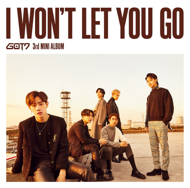 GOT7, 일본 미니 3집 오리콘 데일리 앨범차트 정상 '인기행진'