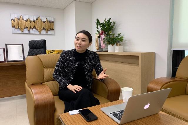 사브리나 킴 블루콘 대표 '크립토 업계와 현실 세계 잇는 다리 되겠다'