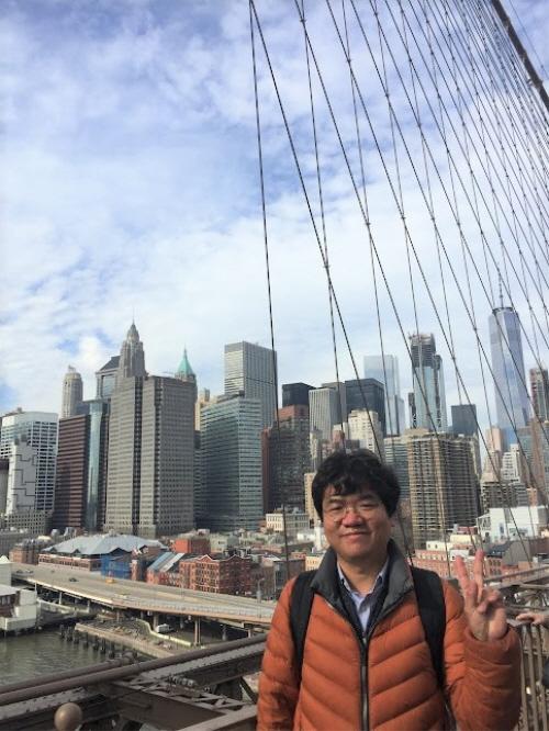 [인터뷰] 고려사이버대학교 학사 취득 후 조지아공대 석사과정 밟는 곽대화 씨