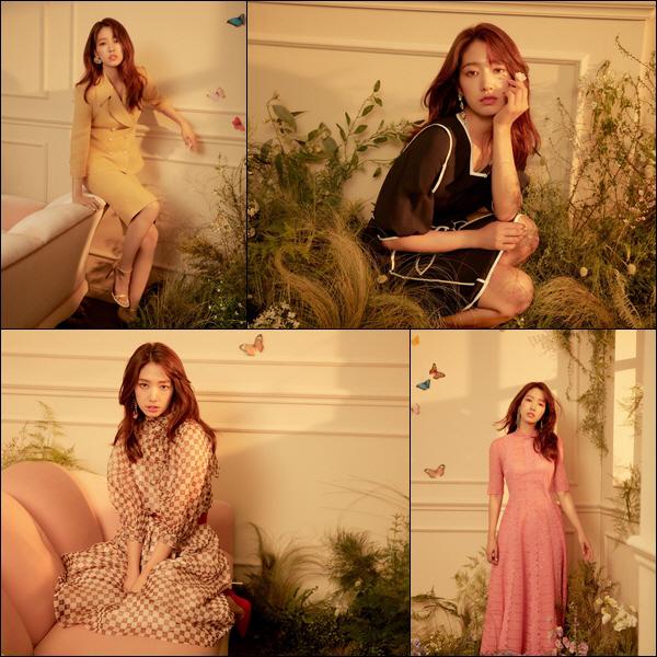 박신혜, 세련된 섹시美 한껏 담아 봄처녀 변신…모조에스핀 모델 발탁