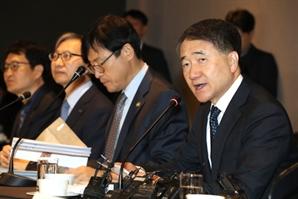 """박능후 """"국민연금 한진 '경영참여' 투명하게 논의…모범사례 만들 것"""""""