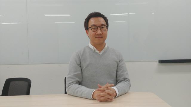 김찬준 베잔트 대표 '무색(無色)의 블록체인 플랫폼 되고파'