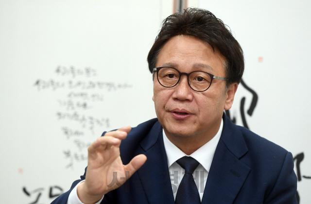 민병두, 김영란법 개정안 발의..'공직자의 민간부문 청탁금지'