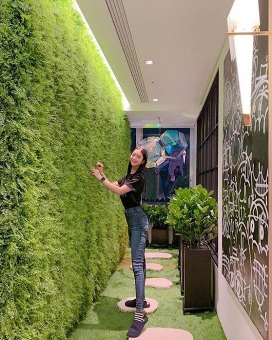 클라라 '신혼집에 정원 만들었어요' 자랑 '송파구 최고급 아파트' 조인성, 신격호 롯데회장도 거주
