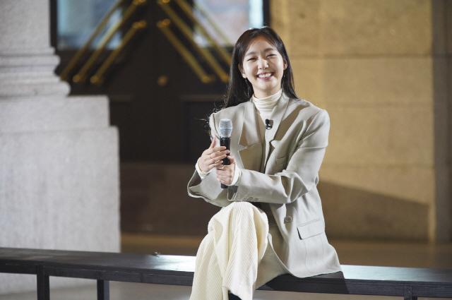 '너의 노래는' 배우 김고은, TV 최초로 노래실력 공개