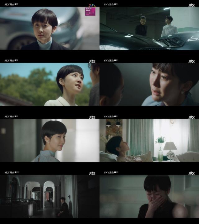 """[SE★인터뷰①] 염정아의 치열한 고민 """"'SKY 캐슬' 찍는 내내 ..꿈 속에서도 '예서야' 불러"""""""