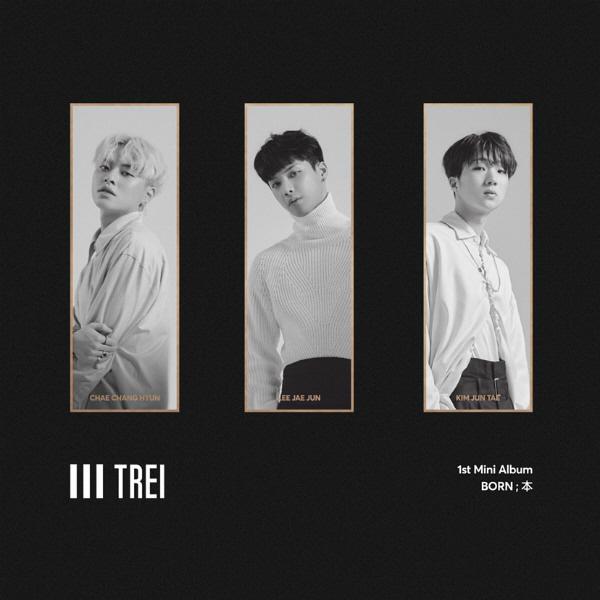 트레이(TREI), 데뷔 앨범 'BORN ; 本' 8일부터 예판 시작