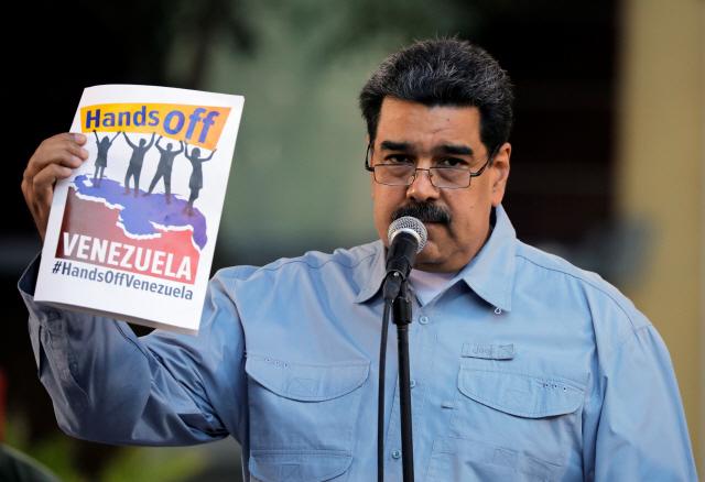 혼돈의 베네수엘라에서 목소리 키우는 '차비스타스'