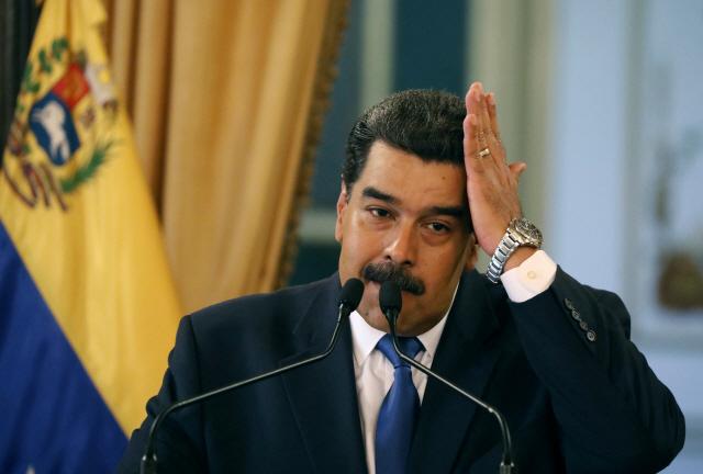 美제재 피하려...베네수엘라 정부 자금 러 이동