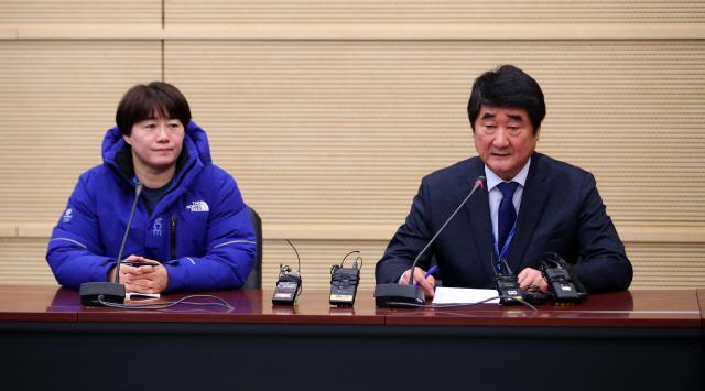 신치용 신임 선수촌장 '얼룩진 선수촌, 지도자 인성교육으로 정화'