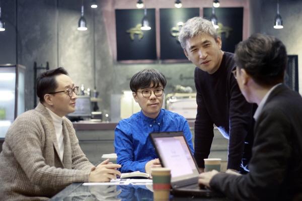 """[인터뷰] 김도훈, 권영두, 황태용 디자人 3인방 """"웹디자인 대중화 되어야"""""""