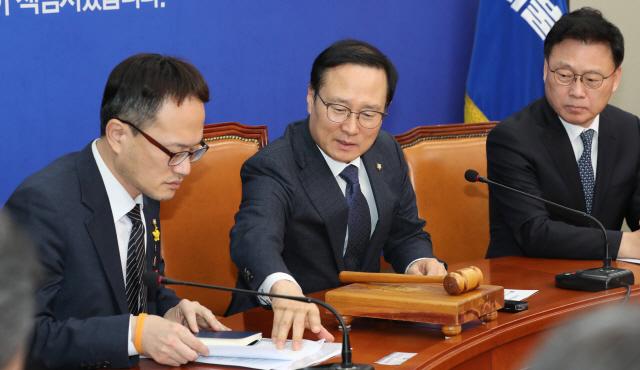 """민주, 법관 5명 탄핵소추 추진…""""이번 달에 명단 발표"""""""