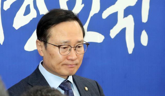 """홍영표 """"범국민적 5·18망언의원 퇴출 운동 나설 것"""""""