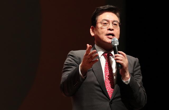 정우택, 한국당 전당대회 불출마 선언