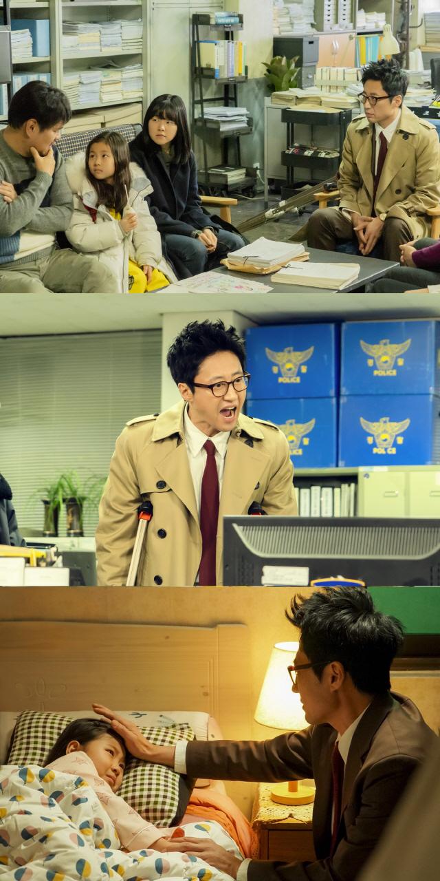 '동네변호사 조들호2' 박신양 최연소 의뢰인의 가슴뭉클 고민해결 돌입