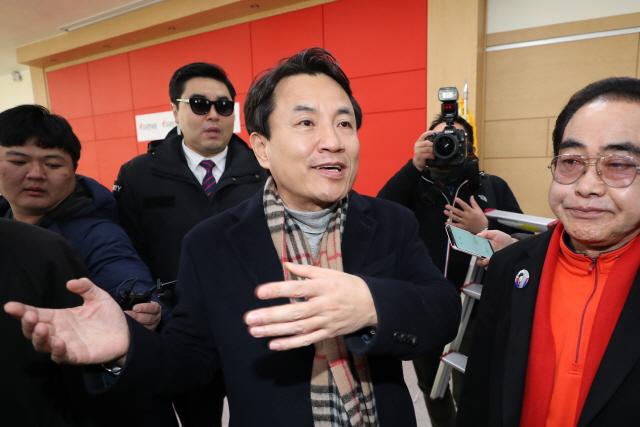 김진태 '5·18 망언, 참석자 주관적 의견…객관적 평가 내려질 것'