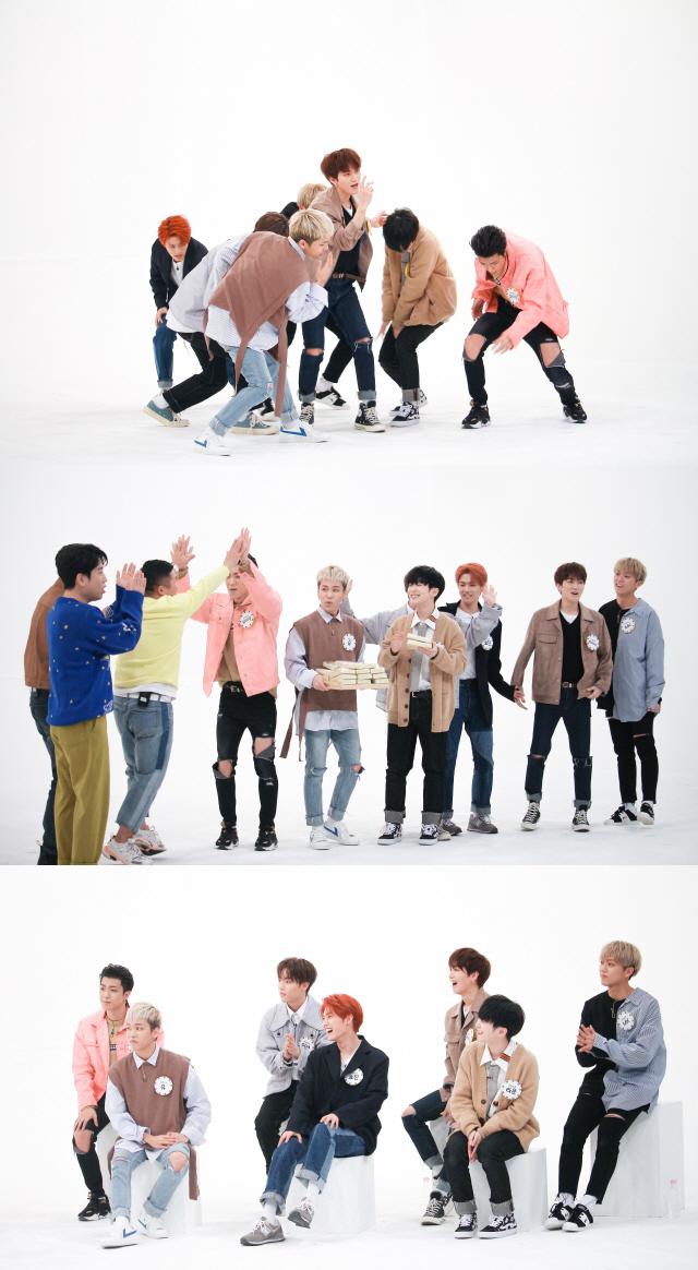 '주간아이돌' 온앤오프, '벌써 12시'부터 'YES or YES' '라비앙로즈' 까지 걸그룹 댄스 선보인다