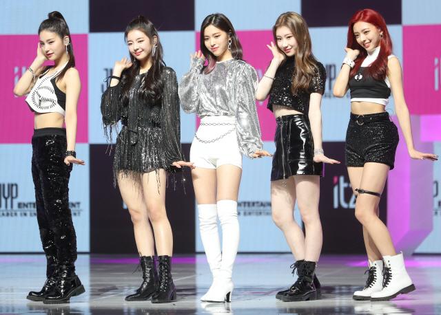 '괴물 신인 목표' JYP 신인 걸그룹 '있지(ITZY)' 데뷔