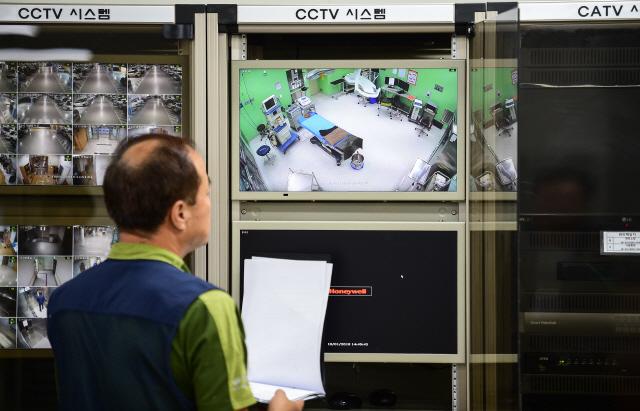 반대도 있었지만…경기도의료원 수술실 CCTV 가동