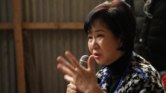 """손혜원, '목포 투기의혹 제기' SBS 기자 고소…""""명백한 허위사실"""""""