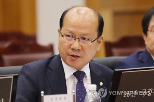 """군인권센터 """"'5·18 모독' 이종명 의원, 국회 국방위 퇴출해야"""""""