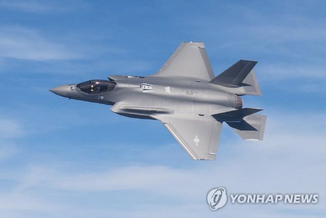 韓 방산업체 컨소시엄, F-35 스텔스 전투기 정비업체로 선정