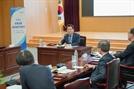 """김광수 농협금융 회장 """"글로벌 전략에 그룹 역량 집중...성공사례 만들 것"""""""