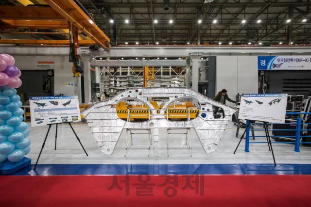 [권홍우 선임기자의 무기이야기] 차기전투기 부품 작년말부터 이미 제작...10월께 실물 크기 모형 나온다