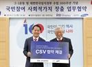 삼성카드, 3·1운동 100주년 기념 사회공헌 협약