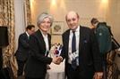 강경화, EU·프랑스와 회담…한반도 평화프로세스 지지 재확인