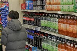 콜라·설탕가격 1년새 10% 껑충