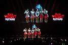 첫 북미 투어 레드벨벳, 미국 홀렸다…5개 도시 공연 대성황
