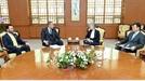 강경화, 칼둔 UAE 행정청장 면담…모하메드 왕세제 방한 논의