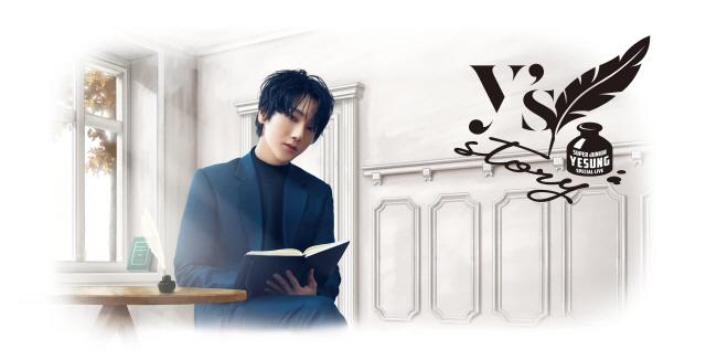 슈퍼주니어 예성, 일본 세 번째 솔로투어 'Y's STORY' 개최!