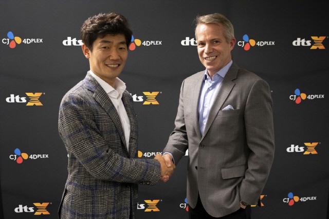 CJ CGV, 스크린X 200개관 돌파…올 연말 전세계 400개관 목표