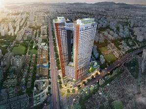 [막 오른 봄 분양] 대우건설 '신중동역 랜드마크 푸르지오시티'