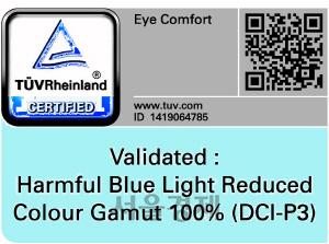 삼성디스플레이, 블루라이트 확 줄인 OLED 패널 개발
