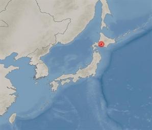 """일본 홋카이도서 진도 6약 지진…""""피해 보고 없어"""""""