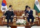 한·인도 정상회담, 원전건설 참여 등 협력 강화 논의