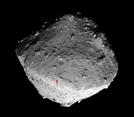 日우주탐사선, 소행성 류구에 착륙 성공