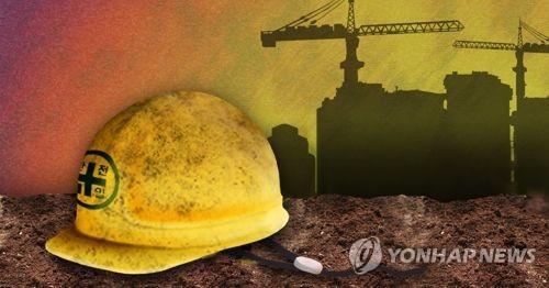 부천 주상복합건물 공사장서 50대 근로자 추락해 사망