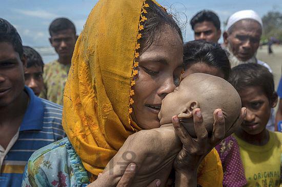 [글로벌 니탓내탓]미얀마의 소수민족 로힝야족