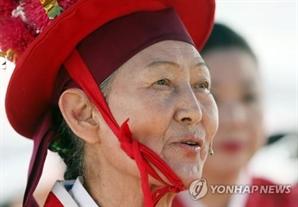 무형문화재 배연신굿 보유자 김금화 별세…향년 88세