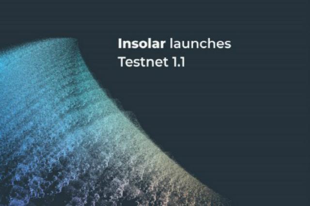 인솔라, 'TPS 1만9,000' 블록체인 플랫폼 테스트넷 공개
