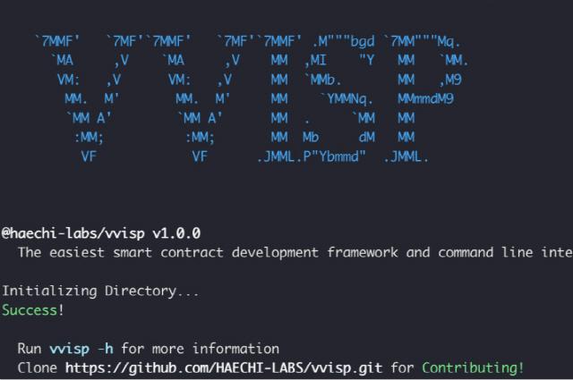 해치랩스, 스마트 콘트랙트 개발도구 'vvisp' 출시