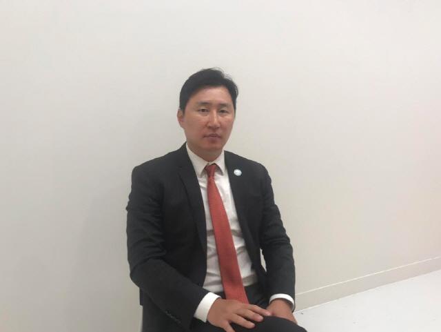 김병국 시리즈원 코리아 대표 '2019년 STO 성장 원년될 것'