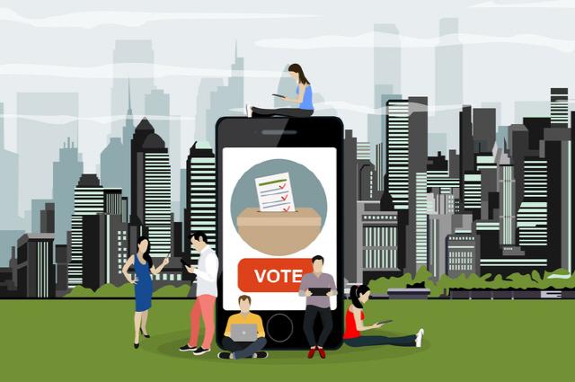 러시아 집권당, 블록체인 기반 전자투표 시스템 도입