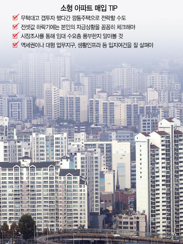 [머니+ 부동산Q&A] 소형 아파트 매입시 유의할 점은
