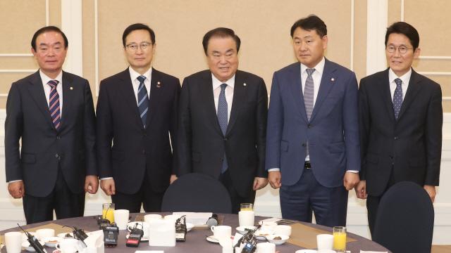 野 3당 '한국당, 개혁 훼방'...민주당과 패스트트랙 공조 고삐